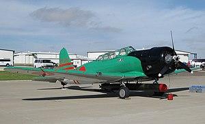 Nakajima B5N replica, Midland, Texas (2).jpg
