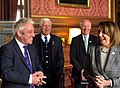 Nancy Pelosi visit the UK Parliament.jpg