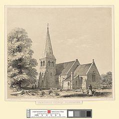 Nannerch Church, Flintshire