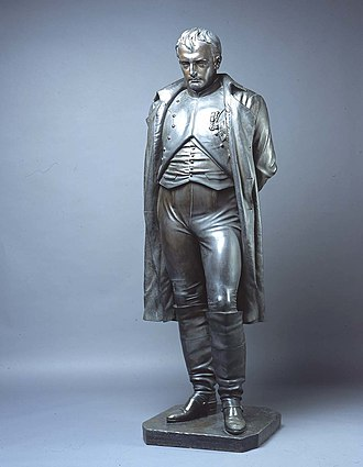 Launt Thompson - Image: Napoleon I by Launt Thompson 1862 Smithsonian