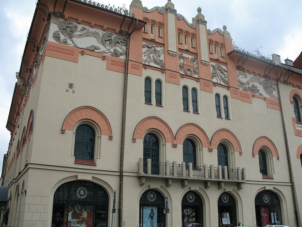 File:Narodowy Stary Teatr.jpg - Wikimedia Commons