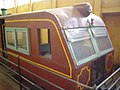 Narrow Gauge Diesel Locomotive - 75 hp - BBR JLT-1 - Transport Gallery - BITM - Kolkata 2006-03-03 03907.JPG