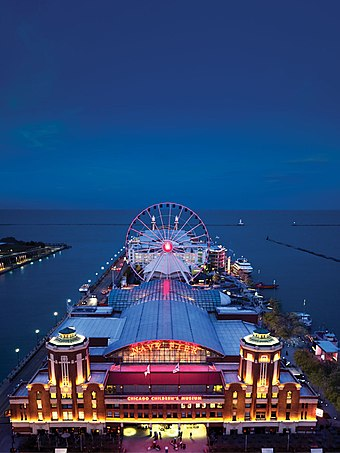 Aerial View of Navy Pier at Night Navy Pier 1190x1585.jpg