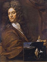 Neer, Eglon van der - Self-portrait - 1696.jpg