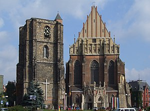 Duchy of Nysa - Nysa Cathedral
