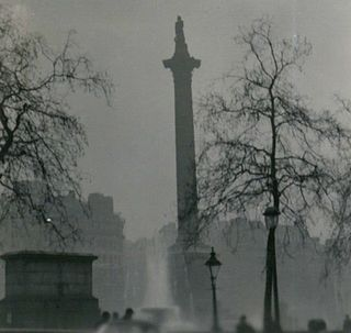 Great Smog of London air-pollution event that affected London during December 1952