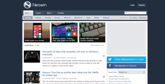 Neowin - Neowin.net homepage