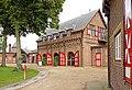 Netherlands-4849 - Castle De Haar Stables (12414313965).jpg
