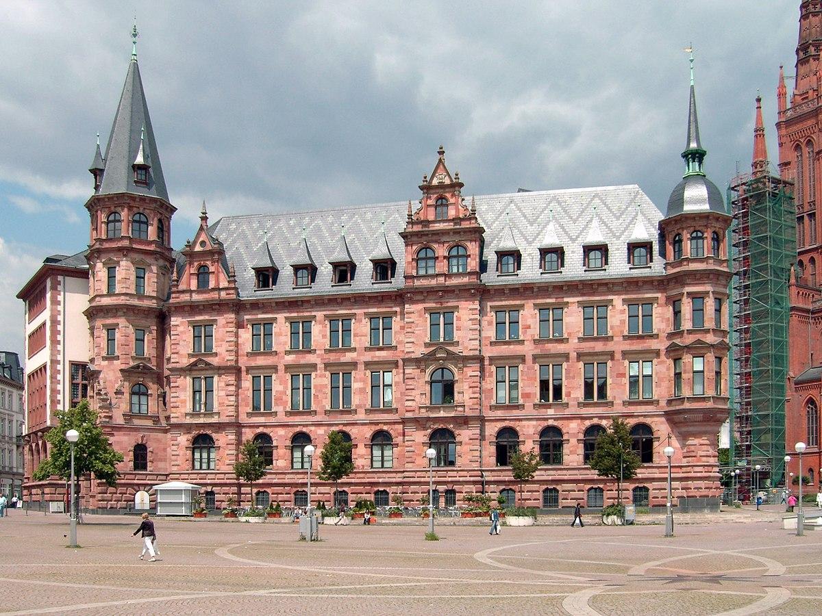 Wiesbaden Mitte Wikipedia