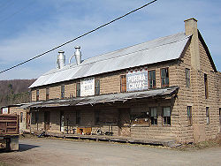 A feed store in New Albany