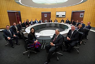 Prime Minister of New Zealand - The prime minister chairs meetings of Cabinet, where government policy is formulated.