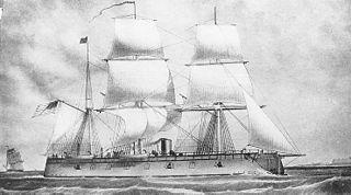 USS <i>New Ironsides</i> United States Navy ironclad ship