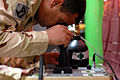 New night vision maintenance shop allows 'Iraqi Special Operations Forces to own the night' DVIDS176997.jpg
