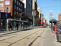 New streetcar 4404 heading south on Spadina, near King, 2014 12 20 (10) (16072287032).jpg