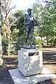 Newspaper Delivery Boy - Arisugawa-no-miya Memorial Park - DSC06846.JPG
