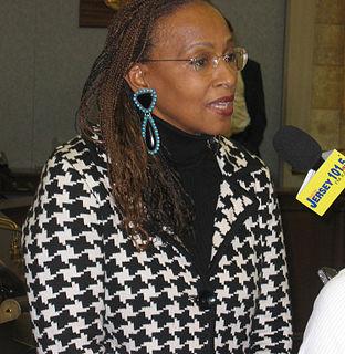 Nia Gill New Jersey State Senator