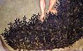 Nicolò di pietro, san benedetto tentato nel deserto di subiaco, 1415-20 ca. (venezia) 05.JPG