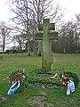 Niederzwehren Russian Cemetery Monument.JPG