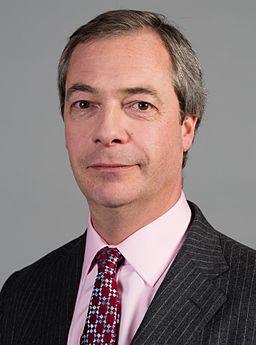Nigel Farage MEP 1, Strasbourg - Diliff (cropped)