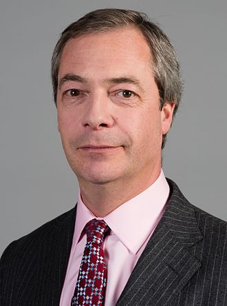 London Assembly election, 2016 - Nigel Farage