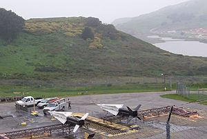 Nike Missile Site SF-88 - Image: Nike museum Marin Headlands Fort Barry