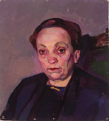 Portrait of O. Martna
