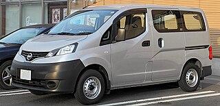Nissan NV200 Light 4/5 door van