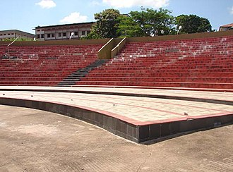 National Institute of Technology Calicut - Open Air Theater