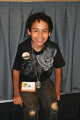 Noah Gray-Cabey in 2006.