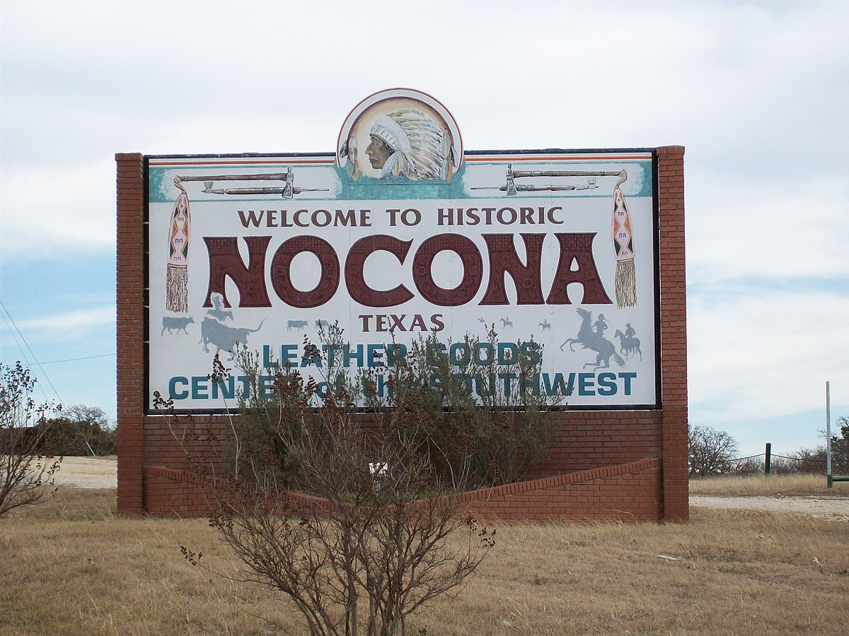 Nocona Texas Wikipedia - Nocona car show
