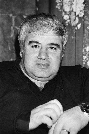 Nodar Akhalkatsi - Image: Nodar Akhalkatsi. 1981