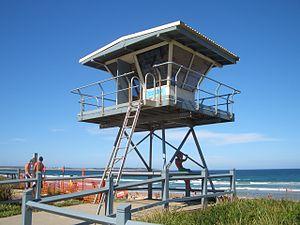 North Cronulla Beach - Image: North Cronulla Tower
