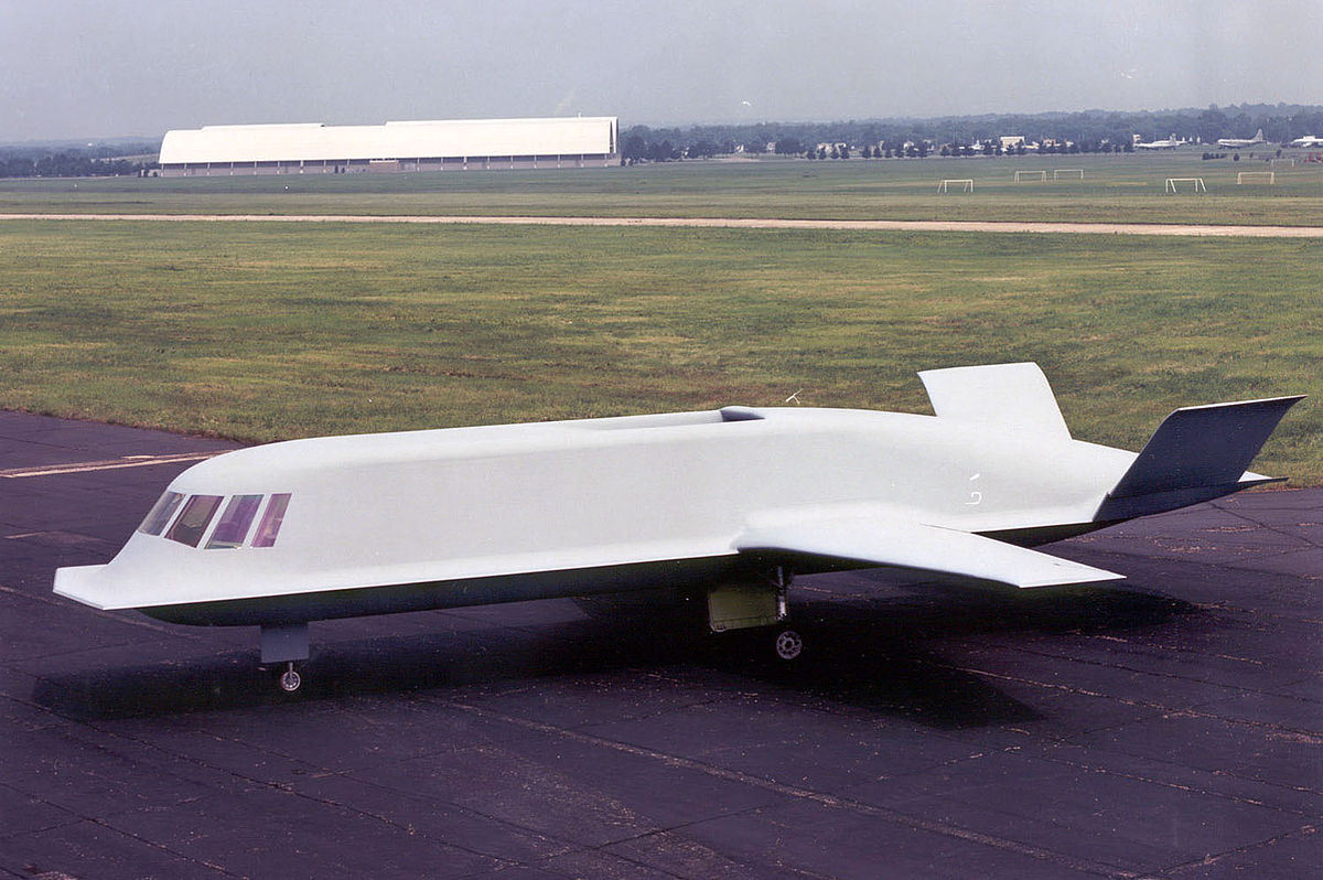 Archivo:Northrop Tacit Blue Whale.jpg - Wikipedia, la enciclopedia ...