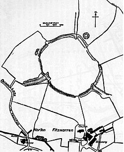 Norton Camp Somerset Map.jpg