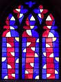 Norwich Cathedral, Stained glass window (48374111891).jpg