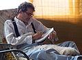Novelist Robert Kaplow by Lynn Lauber.JPG