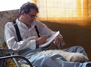 Robert Kaplow - Image: Novelist Robert Kaplow by Lynn Lauber