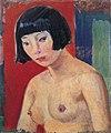 Nude by Fujishima Takeji (Kagoshima City Museum of Art).jpg