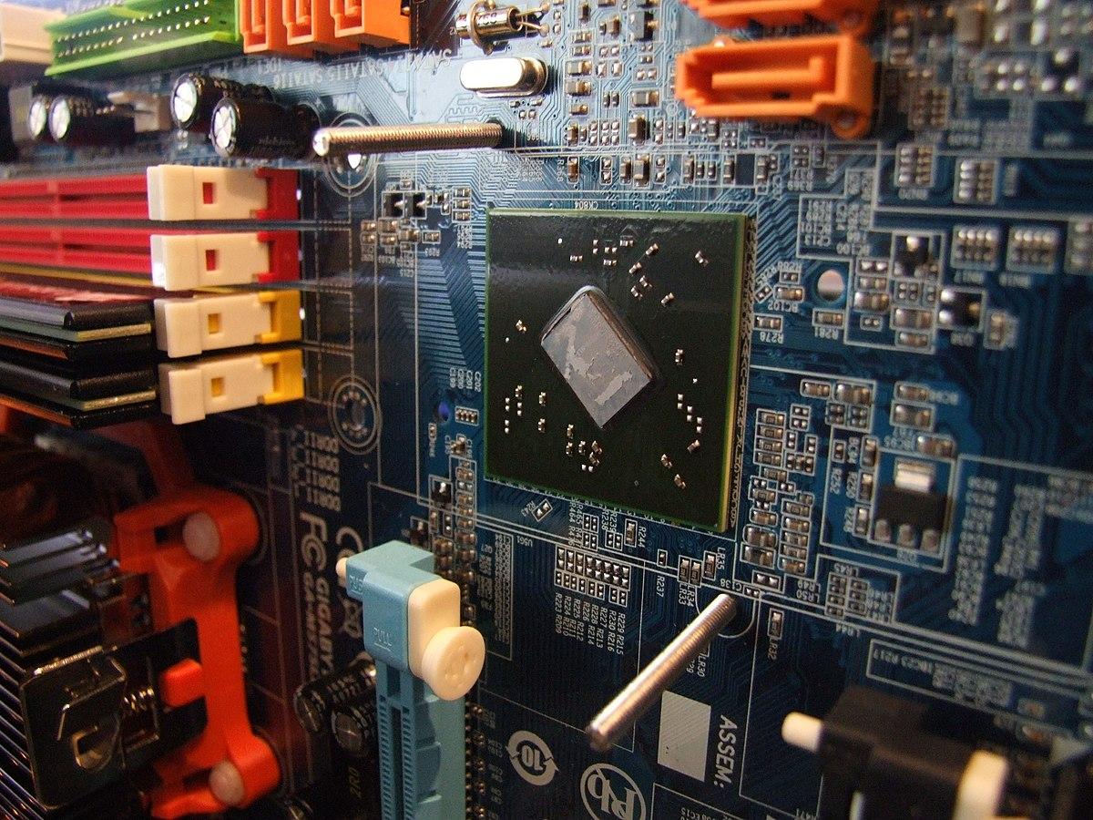 Circuito Wikipedia : Chipset wikipedia la enciclopedia libre