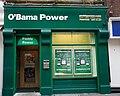 O'BAMA POWER - President Barack Obama Arrives in Dublin On Monday (5744270696).jpg