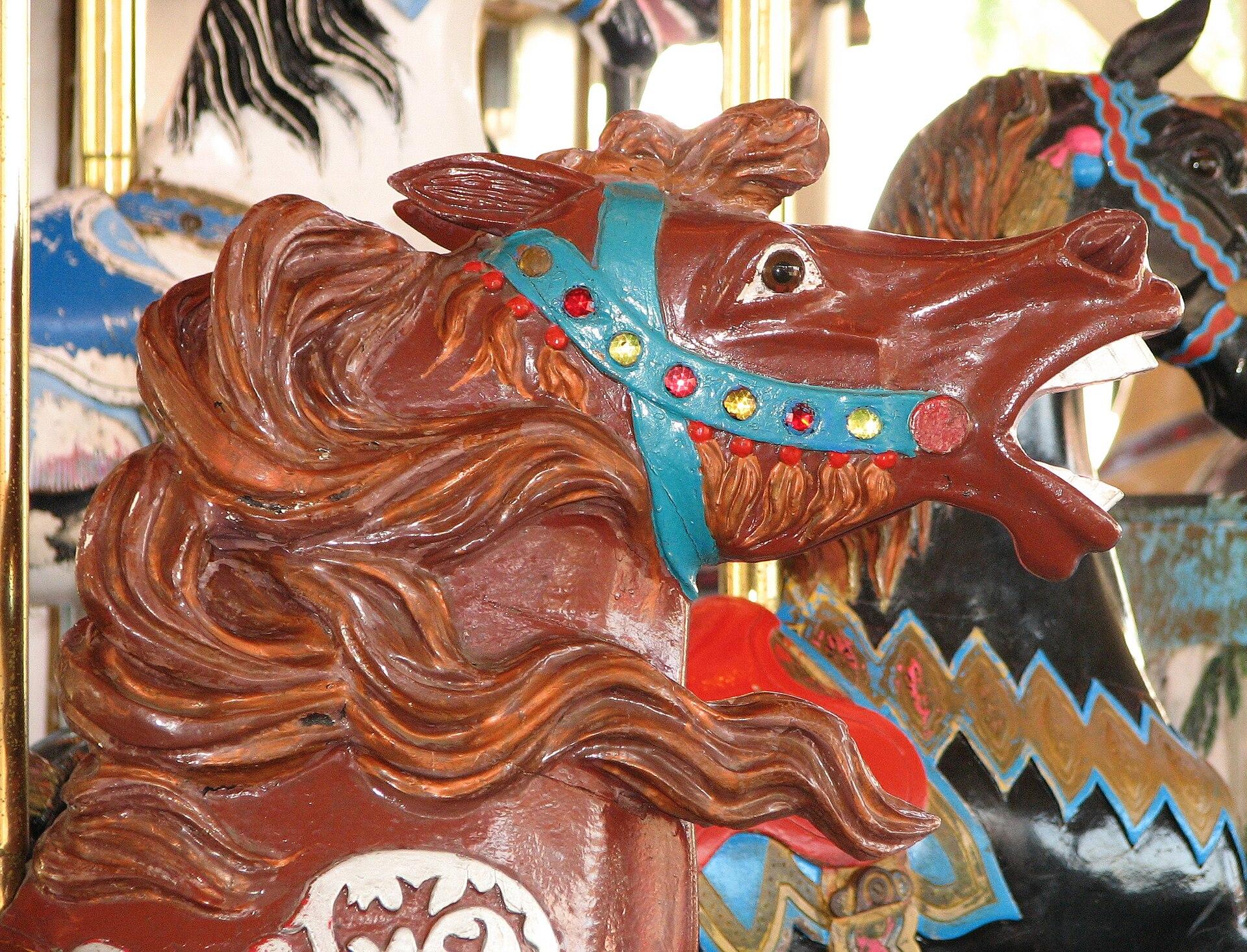 Herschell–Spillman Noah's Ark Carousel