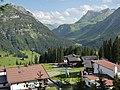 Oberlech, Ausblick vom Hotel Burgwald - panoramio.jpg