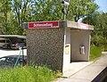 Oberndorf - Oichtensiedlung - Bahnhaltestelle Oichtensiedlung - 2013 05 15.jpg