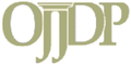 Office of Juvenile Justice and Delinquency Prevention logo.png