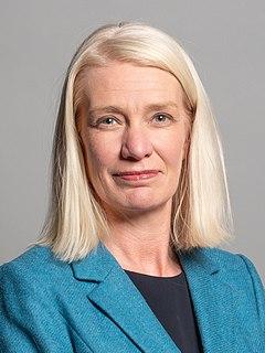 Amanda Milling British Conservative politician