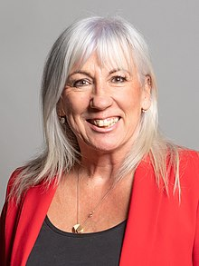 Official portrait of Amanda Solloway MP crop 2.jpg