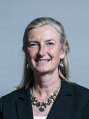 Sarah Wollaston - Image: Official portrait of Dr Sarah Wollaston crop 2