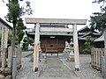Ogaki ex-Hachiman-gu Shrine, Ogaki, 2017.jpg