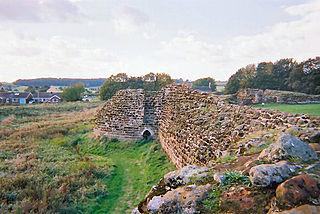 Bolingbroke Castle castle in Bolingbroke, England