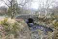 Old Bridge over Abhainn Cheannain, Lochdon, Isle of Mull - geograph.org.uk - 1803132.jpg